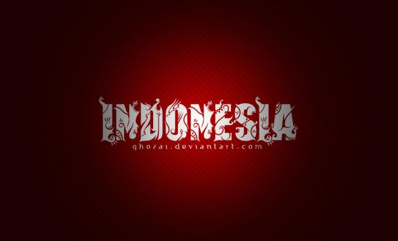 indonesia wallpaper by ghozai