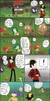 Kings and Pawns: A HGSS Nuzlocke - Page 20 by Parasols