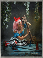 Alice in wonderland by MangaFreak150