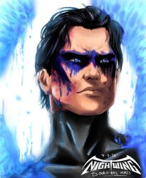 Nightwing by Dovah-del-Norte