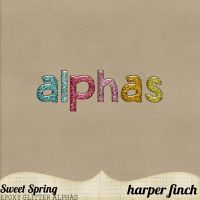 Sweet Spring Alphas 2 by harperfinch