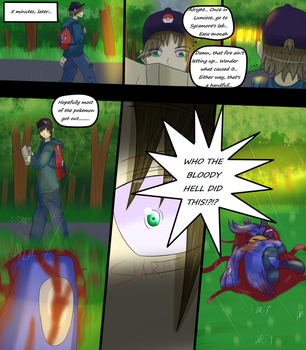 Pokemon Paradox Chapter 1 Page 21 by XetaJTS