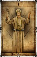 Bowie Tarot Collection - I - The Magican by Triever