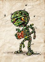Lil Mummy by memorypalace