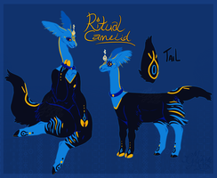 'Ritual Camelid' Adopt Auction (CLOSED) by MrGremble