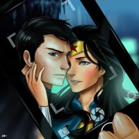 A Selfie with Diana by annaoi