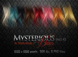 Mysterious HAIR part #2 by Trisste-stocks