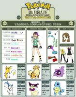 Pokemon Trainer Card by faither1382