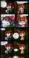 Misty Hates Bug Pokemon by DukeStewart