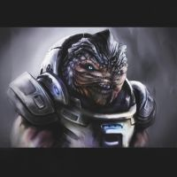 Mass Effect - Grunt by MissPendleton
