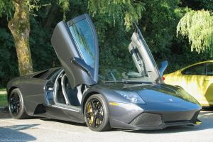 Scissor doors by SeanTheCarSpotter