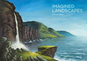 Imagined Landscapes book cover by RUGIDOart