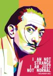 WPAP Salvador Dali by duniaonme