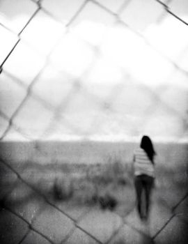 Behind the fence by invisigoth88