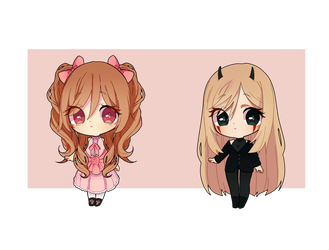 chibi adoptables 2 // OPEN by LaiSoo