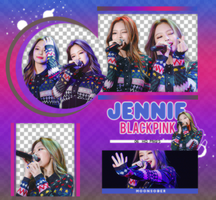 JENNIE//BLACPINK PNGPACK #2 by MoonSober
