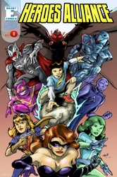 Heroes Alliance 0 Benefit Ed. by Abt-Nihil