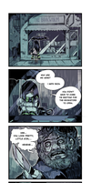 The Crawling City - 5 by Parororo