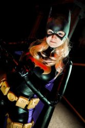Batgirl - Stephanie Brown 4 by Nami06