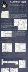 TUTORIAL: Cleaning linearts by Red-Priest-Usada