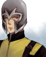 X-Men First Class - Magneto by MachoMachi