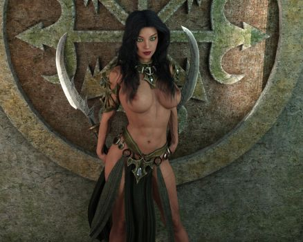 Dejah Thoris by TraceSL