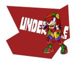 Knuckles Undertale outfit by TheDarkShadow1990