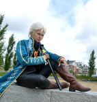 Vergil - ''You dare to challenge me... by RiKyo5