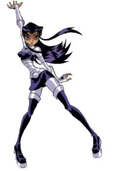 Blackfire by LoverAngelForEver
