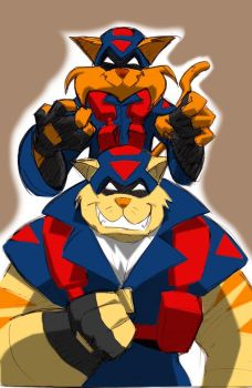 SWAT KATS by OptimusPraino