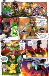 The Reluctant Dragon - Page 1 by Rated-R-PonyStar