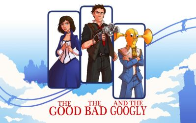 The Good, The Bad and the Googly by Natashane