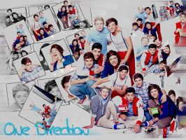 Wallpaper de One Direction. by AlmeBG