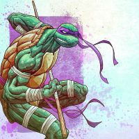 Donatello by Fuacka