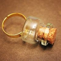 Miniature Bottle Ring by asunder