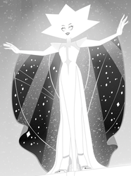 White Diamond by Shards-of-Ink