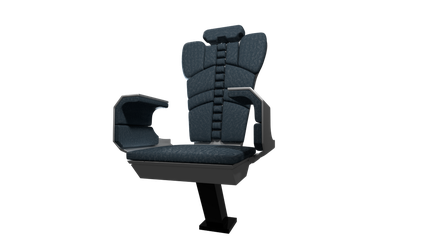TMP Captain's Chair 2273 WIP by SpiderTrekfan616