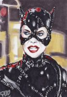 TC - Catwoman by tdastick