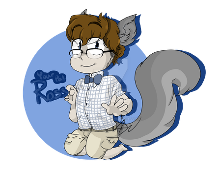 Ross the Squirrel (YourPalRoss) by Scottsmuffin