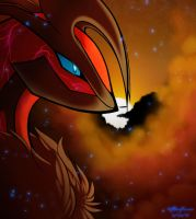 Yveltal by 12Blueflames