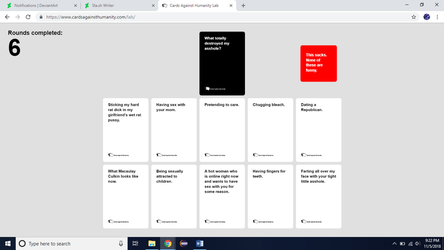 Cards Against Humanity (3) by AutobotHoneflash
