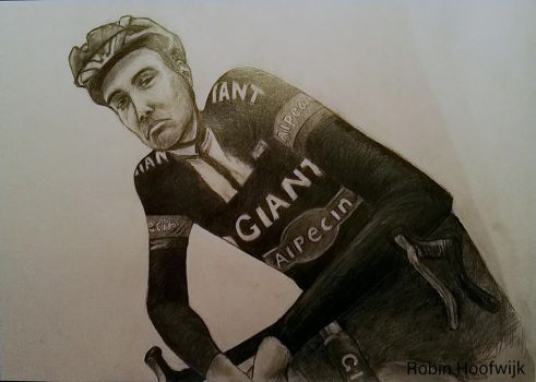 Tom Dumoulin by nibor289