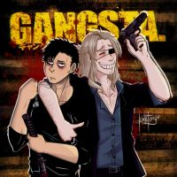 GANGSTA. by KarlaTerry