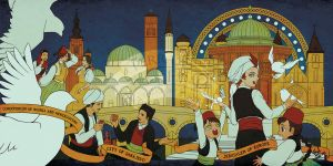 Sarajevo : Multicultural in Jerusalem of Europe by Reenze-NK