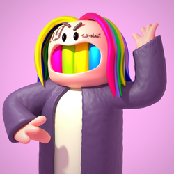 six nine this and six nine that (sixnine 3D model) by epicboy511