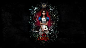Alice MR Wallpaper by JLeBeau