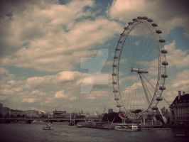 London Eye by Killerland