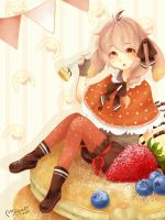 Sweet Tooth :: CE Yasu by ufo-galz