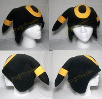 For Sale: Umbreon Hat by PurgatorianHeir