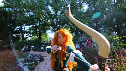 Merida at Connichi 2012 by DieselsVideo